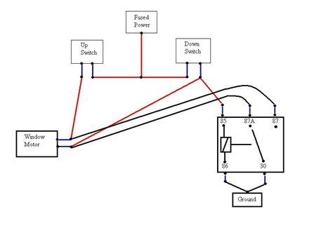 wiring custom window switches  generation  body