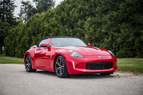 nissan 370z review 2018 nissan 370z roadster touring sport canadian