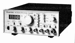 Wavetek -- 960 Series