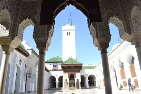 european cuisine library of al qarawiyyin in fez to reopen to