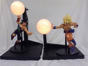 dragon ball z action figure lamps lamelamelaaaamp With dragonball z table lamp