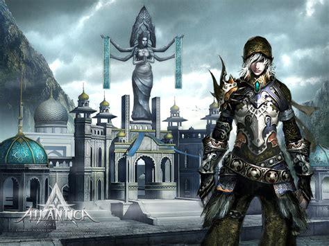 Atlantica Online Fiche RPG (reviews previews wallpapers