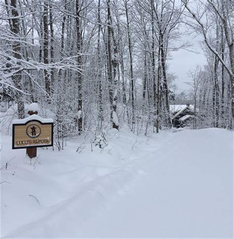 Winter Cottage Winter Cottage Cabin Chalet Vacation Rental Ontario