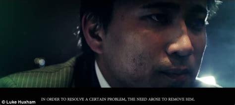 yakuza gangster reveals     work  japan