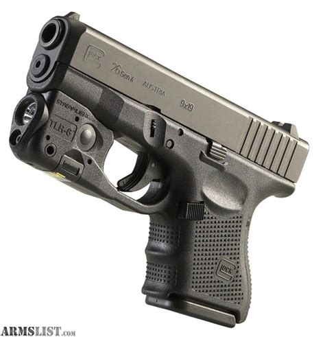 glock 26 laser light armslist for sale glock 26 gen 4 tlr 6