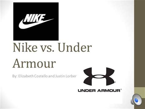 armour powerpoint template nike   armour