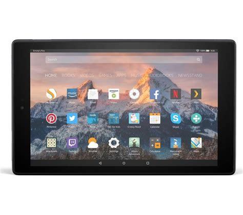 buy amazon fire hd  tablet  alexa   gb