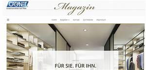 Neuer Schrank Stinkt Was Tun : cabinet launcht unternehmensblog marken ~ Indierocktalk.com Haus und Dekorationen