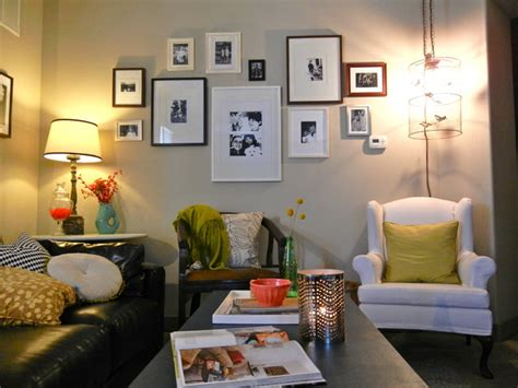 humble apartment eclectic living room salt lake city