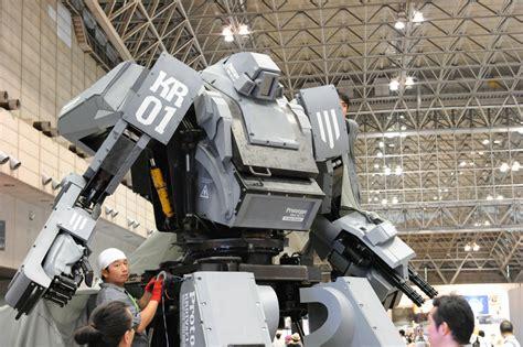 suidobashi heavy industry kuratas real iron robot