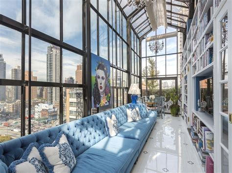 Decorating Ideas For Bedrooms - extraordinary pre war penthouse overlooking new york city