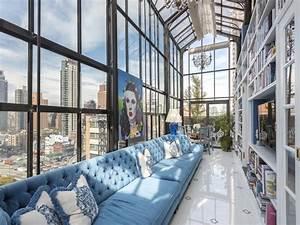 Extraordinary Pre War Penthouse Overlooking New York City