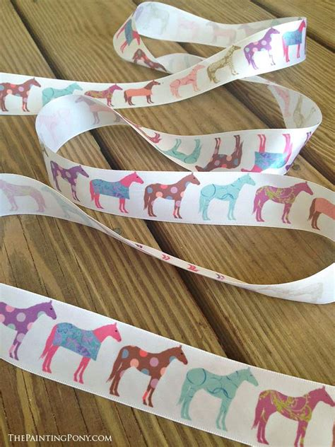 satin ribbon craft ideas 17 best images about equestrian stuff on 5364