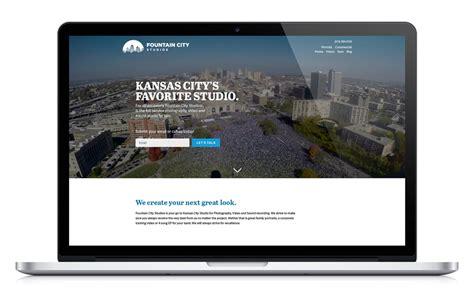 kansas city web design kansas city web design for a photo studio light up the