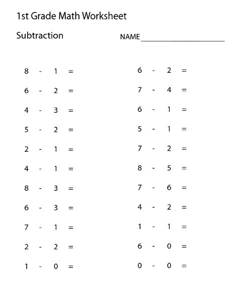 math sheets for grade 1 for mathematics lesson dear