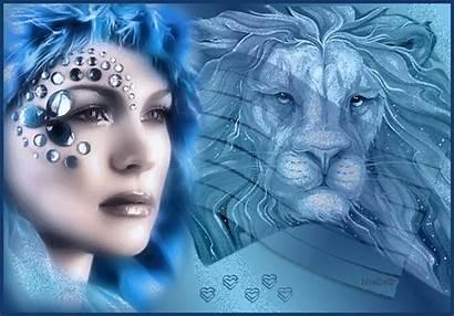 Centerblog Femme Belles Scintillantes Lion Femmes Horoscope