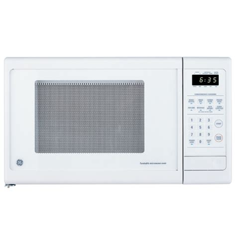 ge countertop turntable microwave oven jeww ge appliances