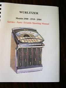 Wurlitzer 2500 - 2510