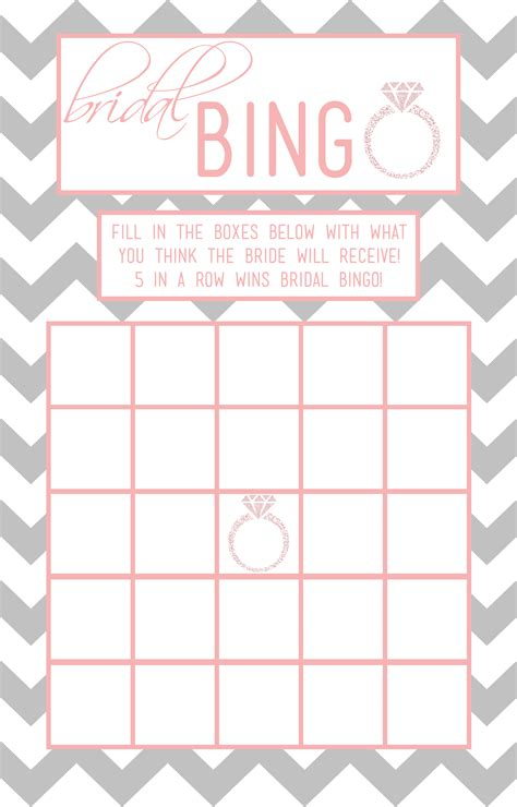 bridal bingo template sadamatsu hp