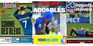 M6 Match Euro 2016 : euro 2016 la presse fran aise d prim e les journaux portugais exultent sud ~ Medecine-chirurgie-esthetiques.com Avis de Voitures