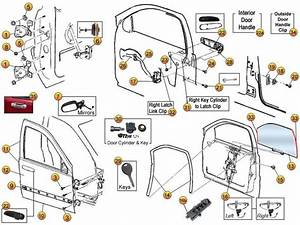 2002 Chevy Silverado Parts Diagram