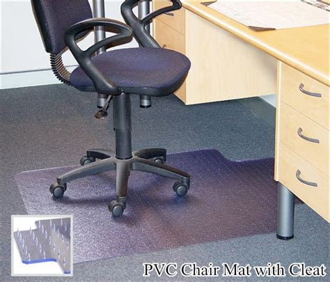 office floor carpet protector decorative bamboo chair mat