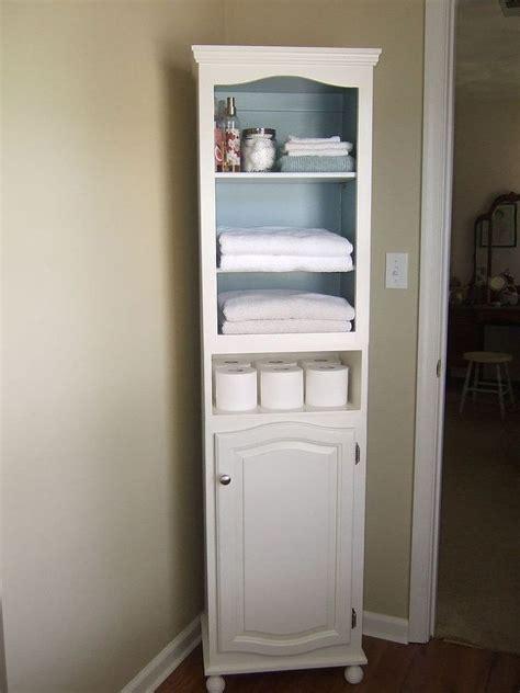 Tall Bathroom Cabinet Storage