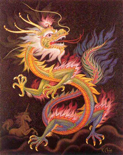 chinese dragons dragon mythology  china