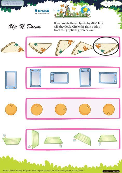 math worksheet  grade   printable