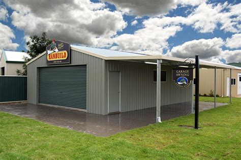 garages and sheds benefits of buying a steel shed or garage ranbuild