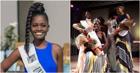 Isabel Chikoti Crowned Miss Universe Zambia 2017