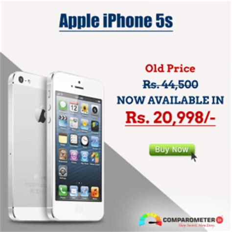 iphone 5s price in india apple iphone 5s price in india drops to rs 20 998