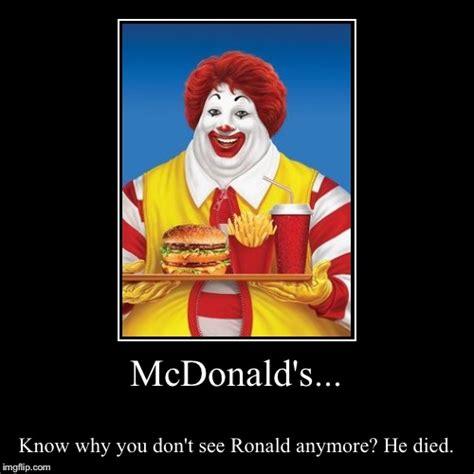 Ronald Meme - ba dup bup ba daaa i m stuffin it imgflip
