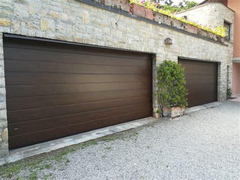 prezzo portone sezionale porte sezionali per garage stefano c snc