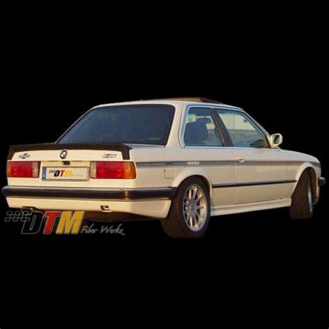 E30 Spoiler by Bmw E30 Hartge Alpina Style Rear Spoiler