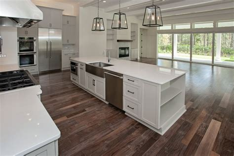 woodsman kitchen and floors jeffrey a reed for fox signature homes transitional 1652