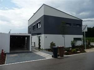 Einfamilienhaus Mit Garage : neubau einfamilienhaus mit garage ~ Eleganceandgraceweddings.com Haus und Dekorationen