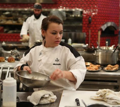 Hell's Kitchen 2015 Winners Top 5 Contestants Season 14