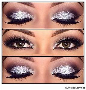 17 Best ideas about White Eye Makeup on Pinterest | Silver ...