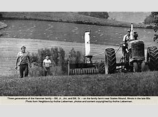Farming and; Rural Life in the 1950s and; 60s