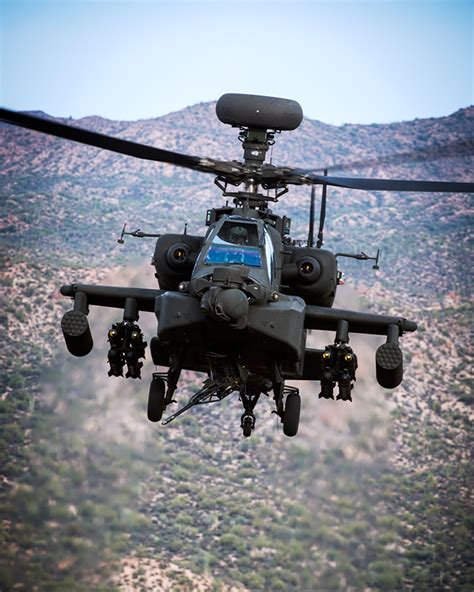 Indian Army To Procure Six Ah-64e Apache Guardian Attack