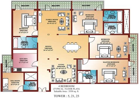 Best 4 Bedroom House Plans Ideas