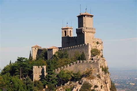 Castello della Guaita, La Rocca, Monte Titano, San Marino ...