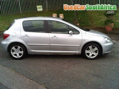 peugeot sa used cars 2002 peugeot 307 2 0 sx used car for sale in kempton park