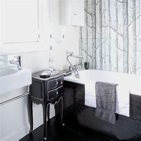 black and white bathroom ideas pictures bathrooms black and white 2017 grasscloth wallpaper