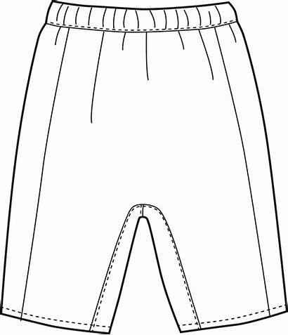 Clothes Easy Pants Patterns Drawing Pant Pattern