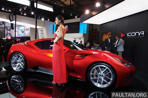 Icona Vulcano Live Gallery Of The One Off Supercar Paul