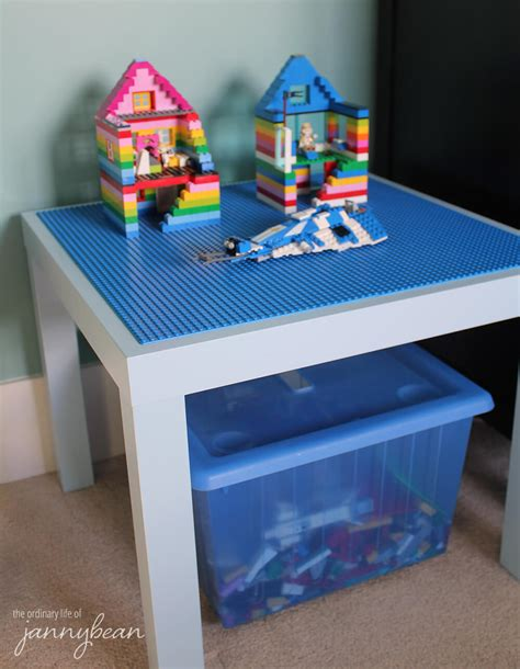 mini lego table lego storage ideas the ultimate lego organisation guide