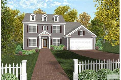colonial country home   bedrms  sq ft plan