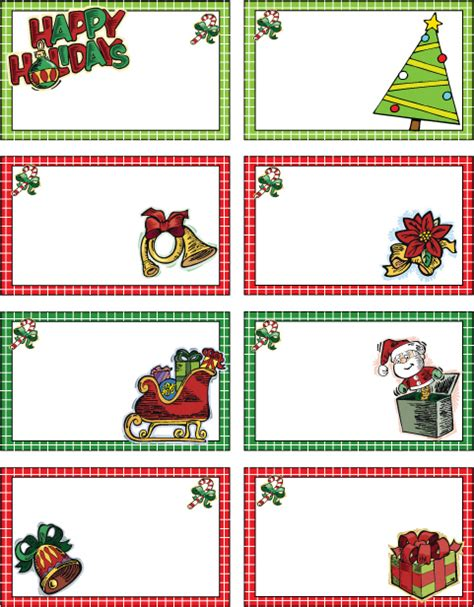 free printable christmas gift tags google search